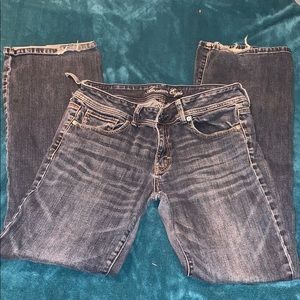 Original boot American eagle size 12 long jeans